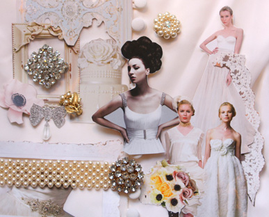 Bridal Jewellery Trend Spring/Summer 2010