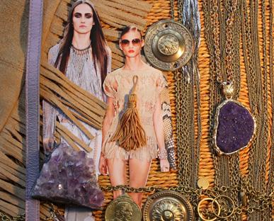 Haute Haberdashery Jewelry Trend Spring / Summer 2011 - S/S 2011 Jewellery