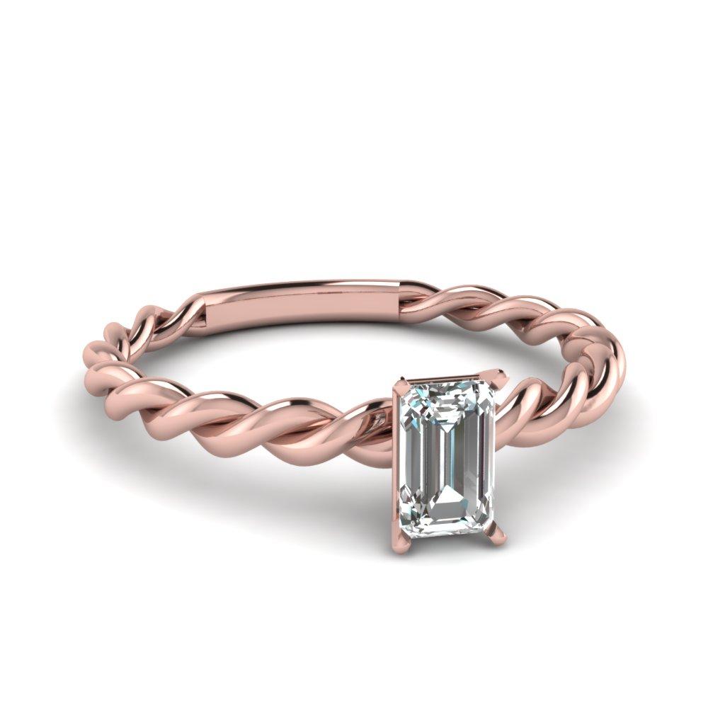rose-gold-emerald-white-diamond-engagement-wedding-ring-in-prong-set-FD1087EMR-NL-RG