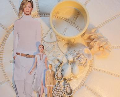 Whitewash Jewelry Trend Spring / Summer 2011